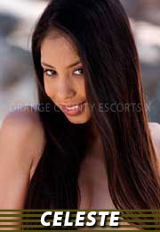 Celeste is a South Point escort